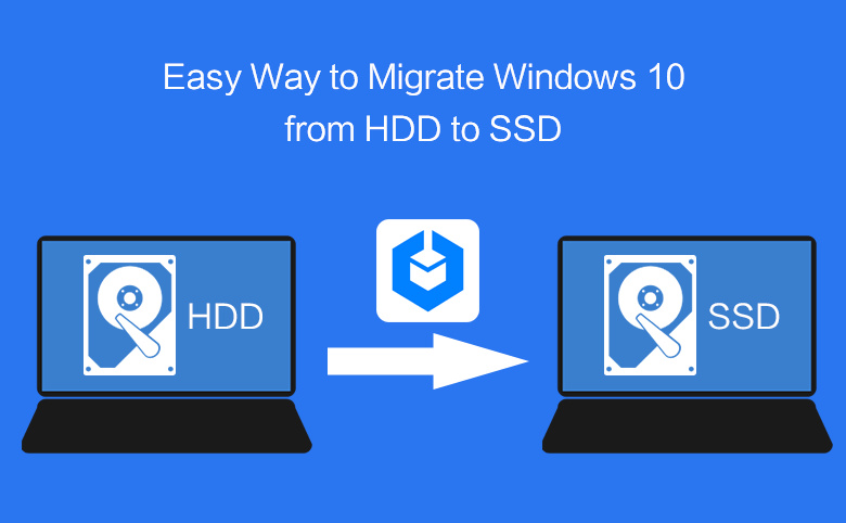 How to Migrate Windows 10 from Hard Disk to SSD