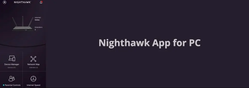 Download Nighthawk App for Computer